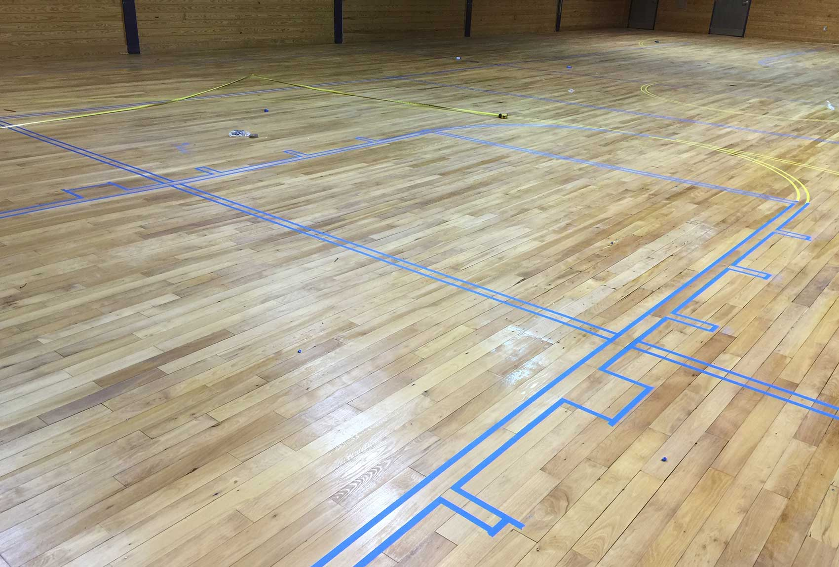 hawaii of graphic out really spacious pin floors this stands university in floor stadium basketball